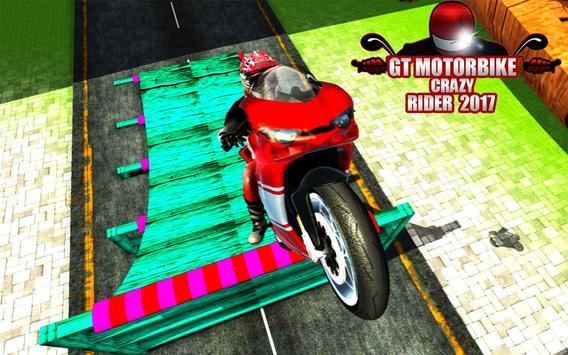 City GT Motorbike Rider screenshot 10