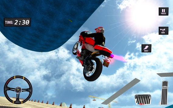 City GT Motorbike Rider screenshot 2