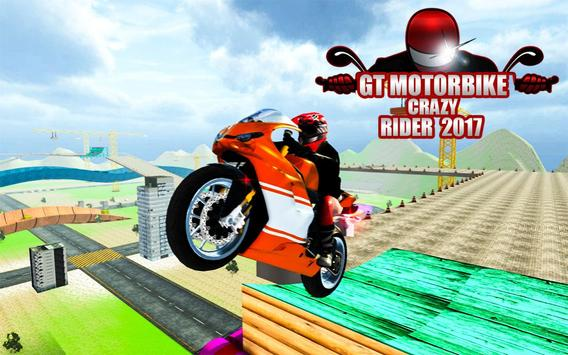 City GT Motorbike Rider screenshot 3