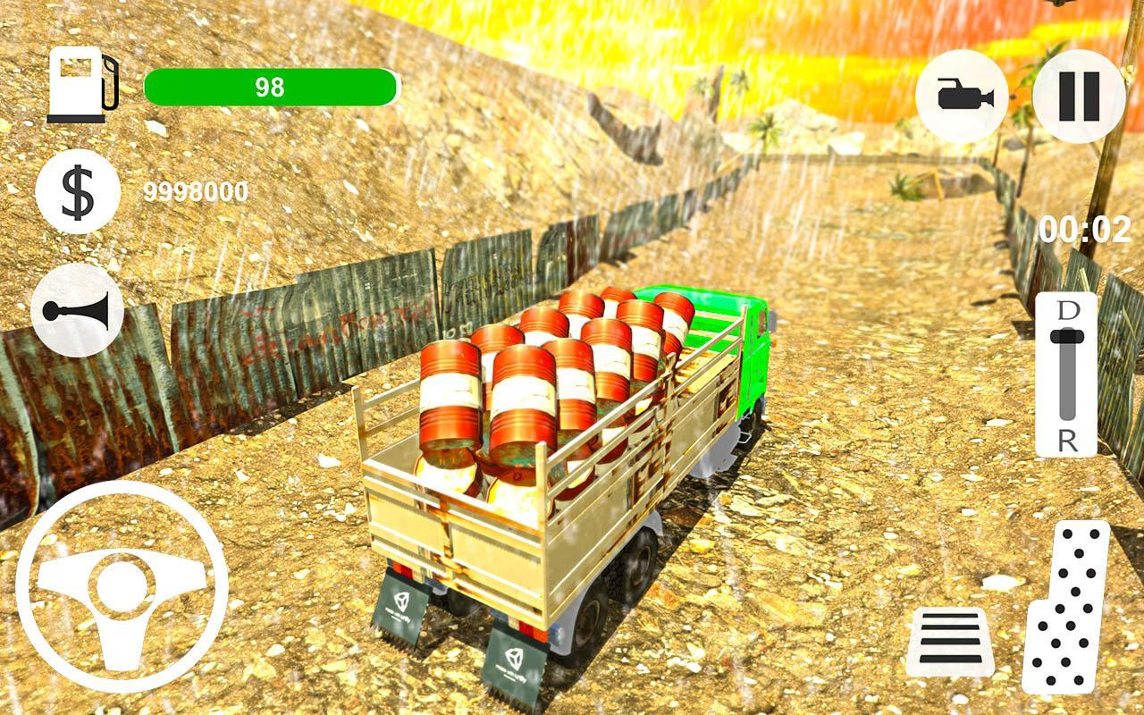 Offroad HeavyWeight Transporter Extreme Trucker for Android - APK Download