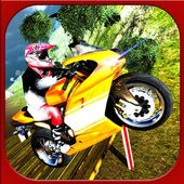 Motocross Overtake Drive Bike Ride icon