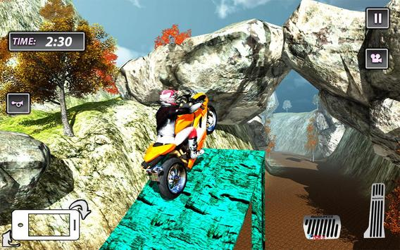 Motocross Overtake Drive Bike Ride screenshot 1