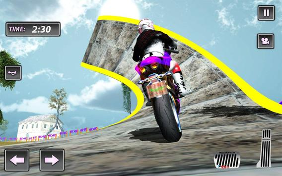 Motocross Overtake Drive Bike Ride screenshot 5