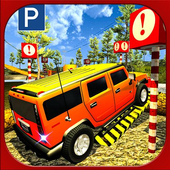 Multi Level OffRoad Parking 3D icon