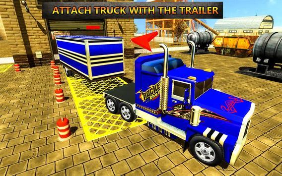 Truck Challenge : Parking Game poster