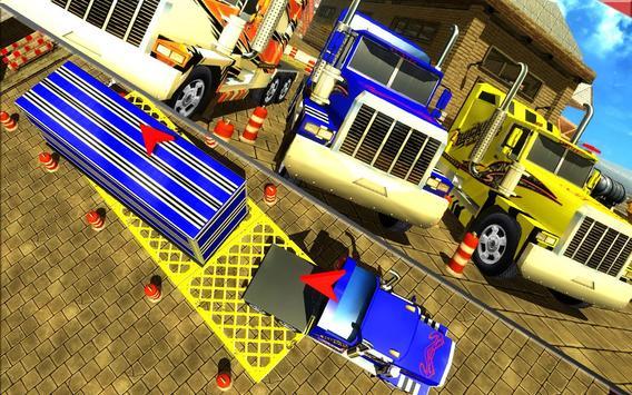 Truck Challenge : Parking Game apk screenshot