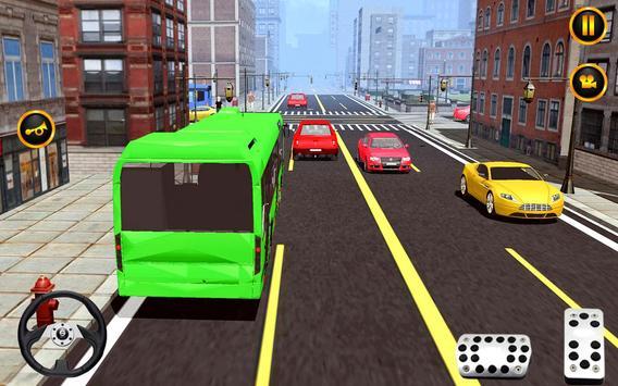 Urban Transport : Bus Game poster