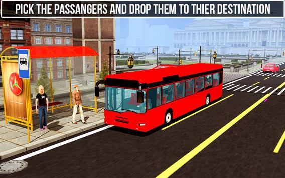 Urban Transport : Bus Game screenshot 11