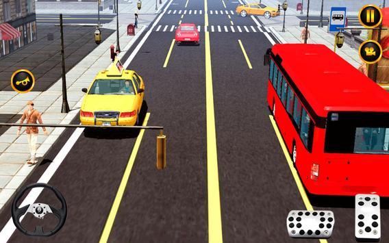 Urban Transport : Bus Game screenshot 4