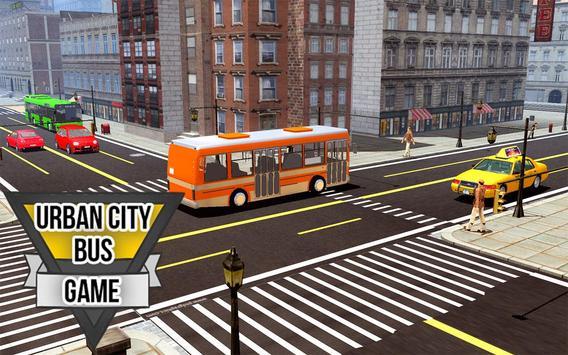 Urban Transport : Bus Game screenshot 8