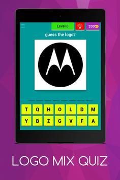 Logo Mix-Quiz apk screenshot