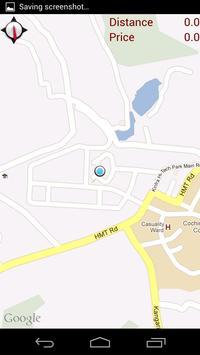 Tuk Tuk Meter screenshot 2