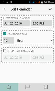 DroceR - Personal Organizer apk screenshot