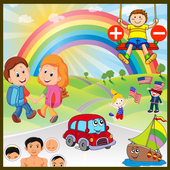 Vehicle & Country for Kids icon