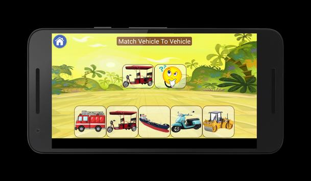 Vehicle & Country for Kids screenshot 5