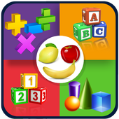 Learn Phonics Numbers Alphabet icon