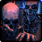 VR Death House : 360 Horror Video Game icon