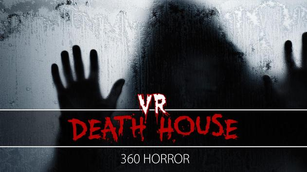 VR Death House : 360 Horror Video Game poster