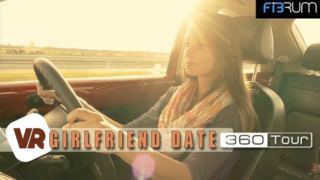 VR Girl Visit : Free 360 Tour poster