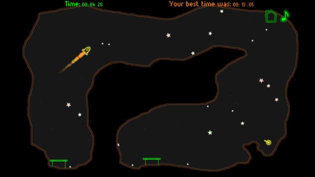 Rocket Lander APA screenshot 3