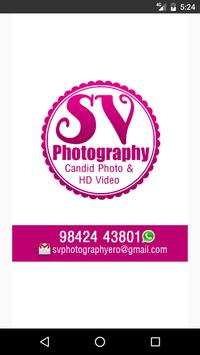 SV Photography poster