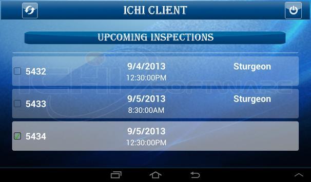 ICHI Client screenshot 5