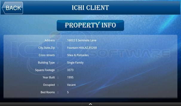 ICHI Client screenshot 8