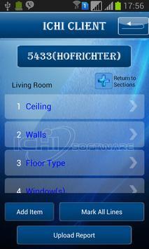 ICHI Client screenshot 1