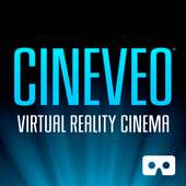 Virtual Reality Cinema Player icon