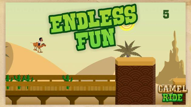 Camel Ride Adventures screenshot 4