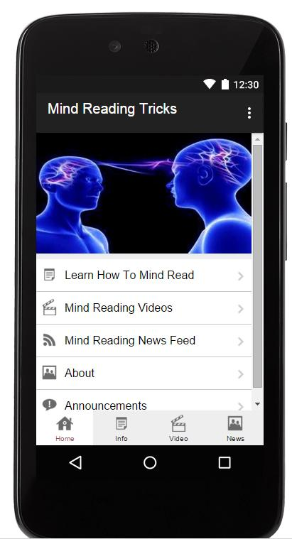 Mind Reading Tricks For Android Apk Download