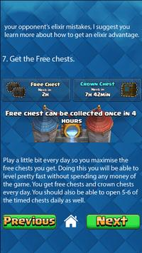 Chests & Gems for Clash Royale screenshot 7