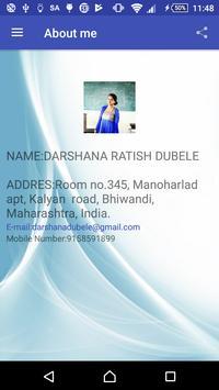 Darshana Profile poster