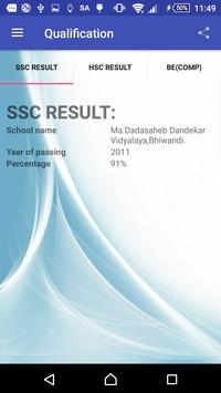 Darshana Profile apk screenshot