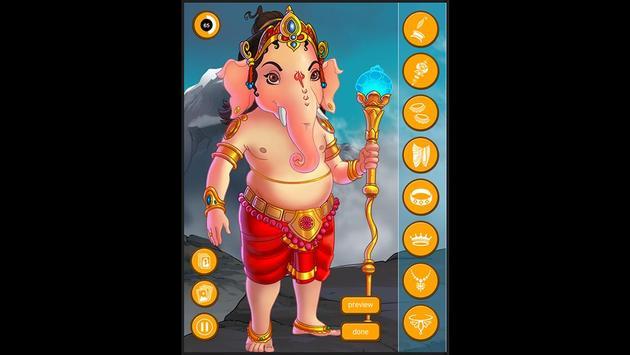 Dress Up Ganesha screenshot 8