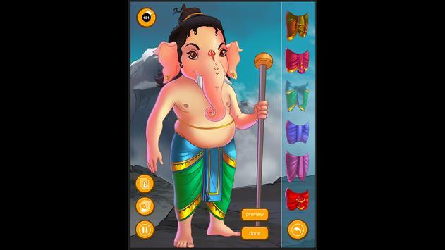 Dress Up Ganesha screenshot 3