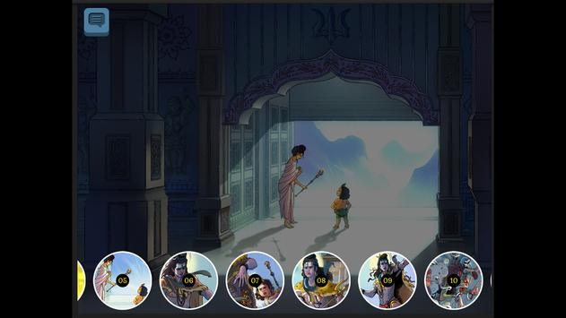 Ganesha Story - Gujarati screenshot 3