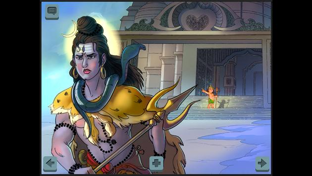Ganesha Story - Gujarati screenshot 7