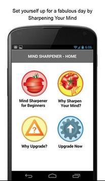 Mind Sharpener -By Zonehigh poster