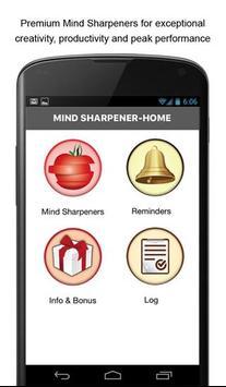 Mind Sharpener -By Zonehigh screenshot 1