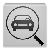 Vehicle Search icon