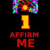 iAffirm ME affirmations FREE आइकन