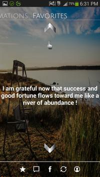 iAffirm ME affirmations FREE Screenshot 5