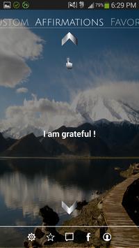 iAffirm ME affirmations FREE स्क्रीनशॉट 1