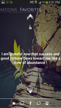 iAffirm ME affirmations FREE Screenshot 3