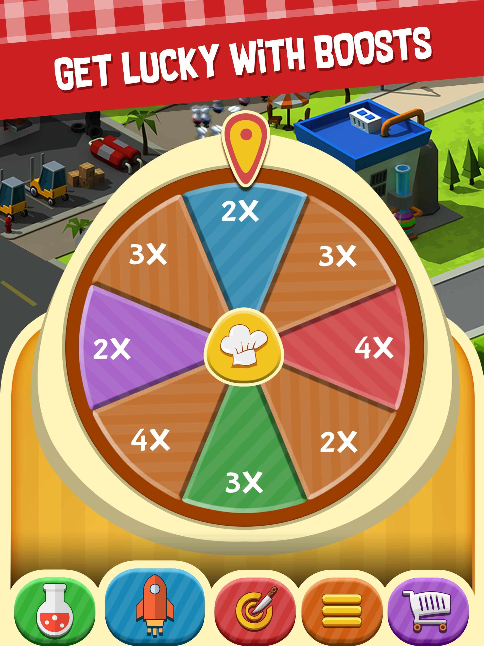 Idle Food Tycoon - Burger Clicker Games for Android - APK