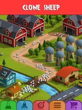 Idle Wool - Money Clicker Tycoon Game screenshot 6