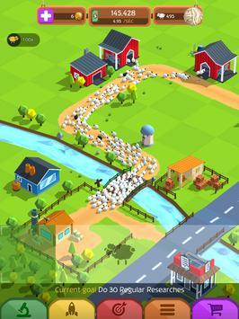 Idle Wool - Money Clicker Tycoon Game screenshot 17