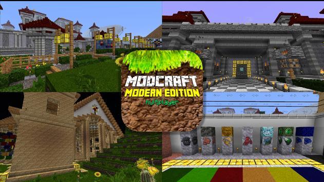 Modcraft Modern Edition apk screenshot