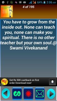 Vivekanand Quotes apk screenshot
